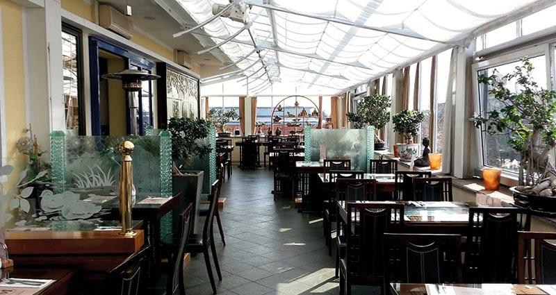 China Restaurant Straubing Majestic Wintergarten