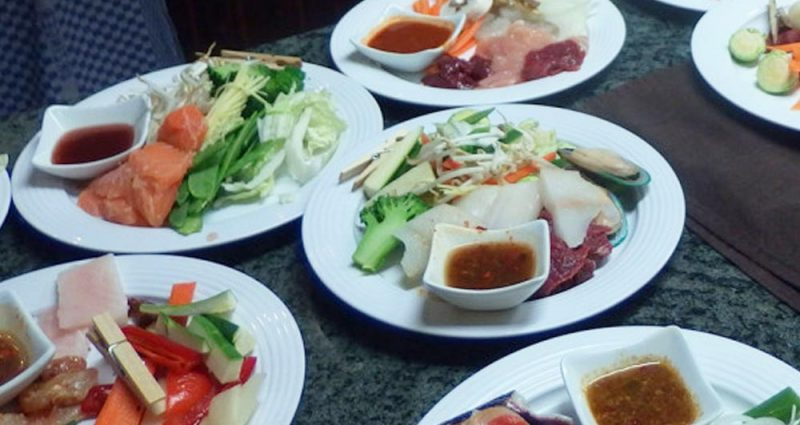 China Restaurant Majestic Mongolisches Live Cooking
