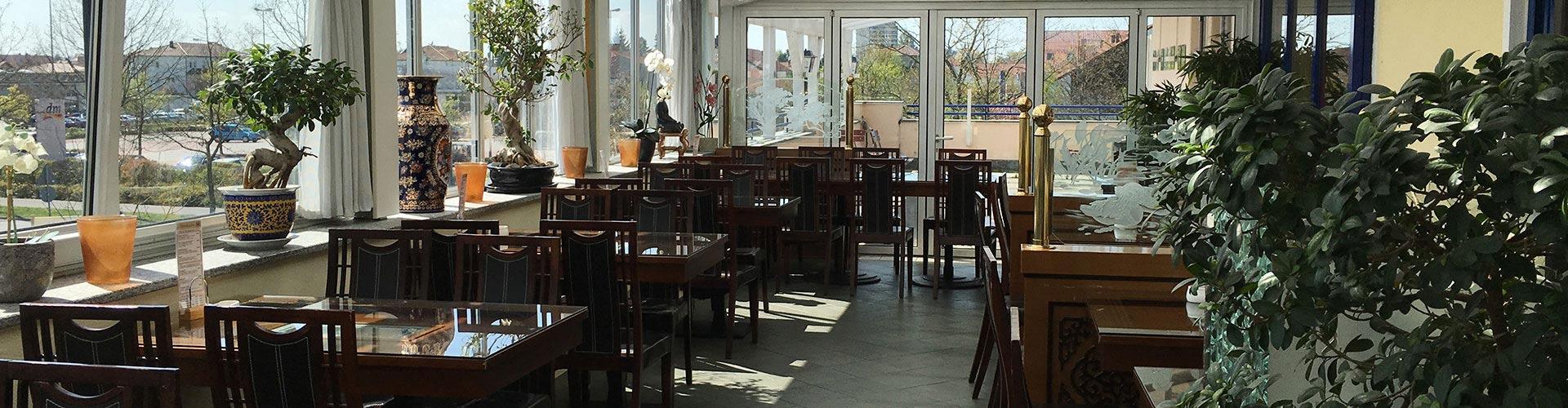 China Restaurant Majestic Tisch reservieren