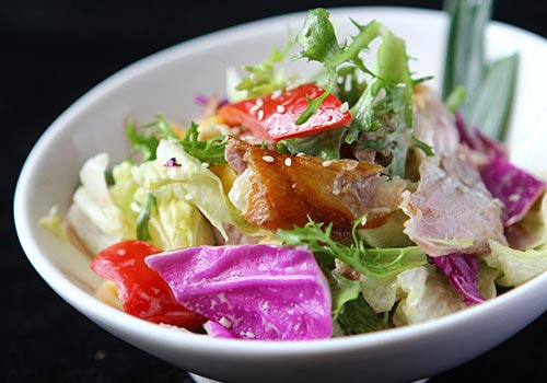 China Restaurant Straubing Majestic Salat